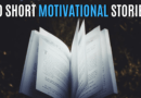 10 Short Motivational Stories featured
