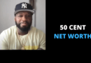 50 Cent Net Worth Featured