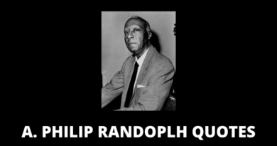 A Philip Randolph Quotes Featured