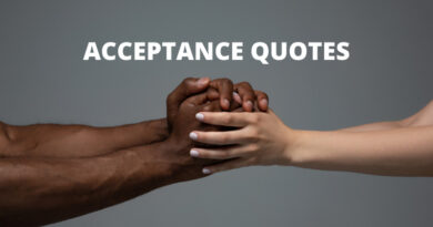 Acceptance Quotes Featured