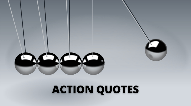 Action quotes featured