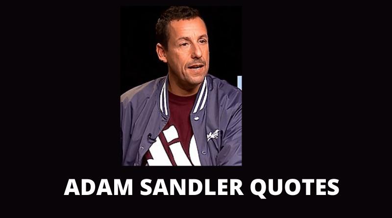 Adam Sandler Quotes Featured