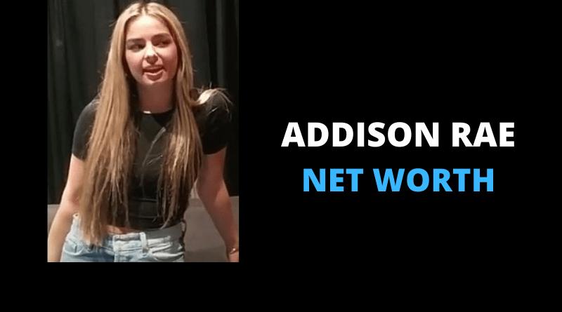 Addison Rae Net Worth featured