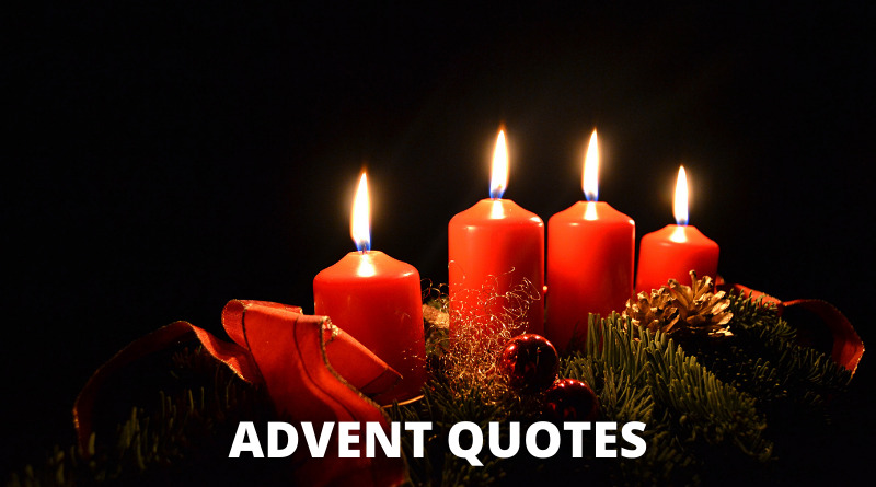 Advent Quotes Featured