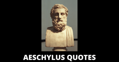 Aeschylus Quotes featured