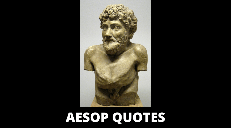 Aesop Quotes featured