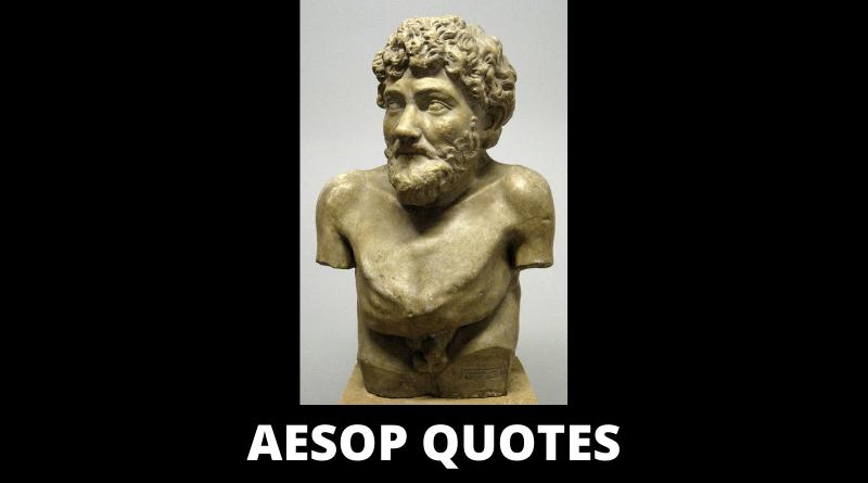 Aesop Quotes featured