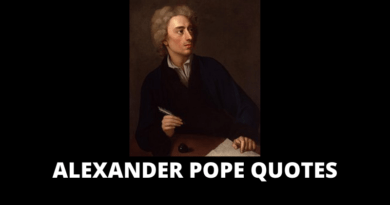 Alexander Pope quotes featured