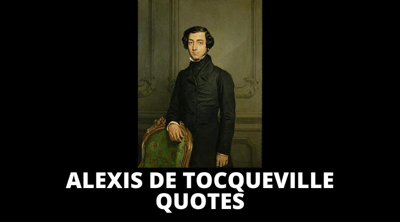 Alexis de Tocqueville quotes featured