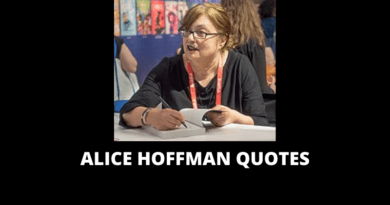 Alice Hoffman Quotes featured