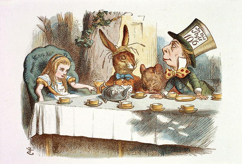 Alice In Wonderland Quotes Featured