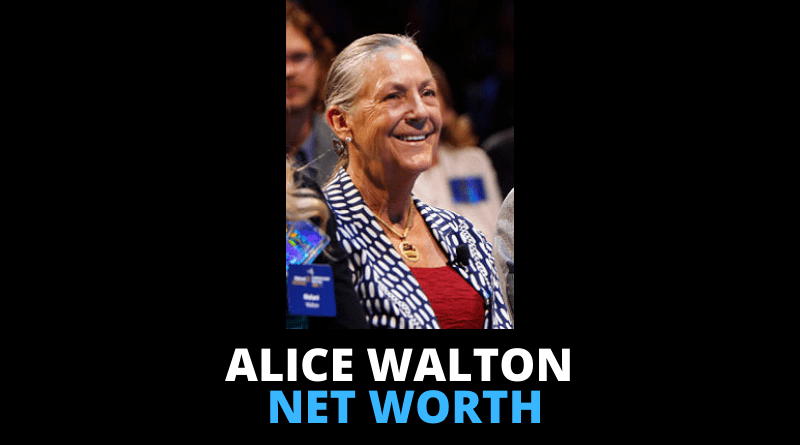 Alice Walton net worth feature