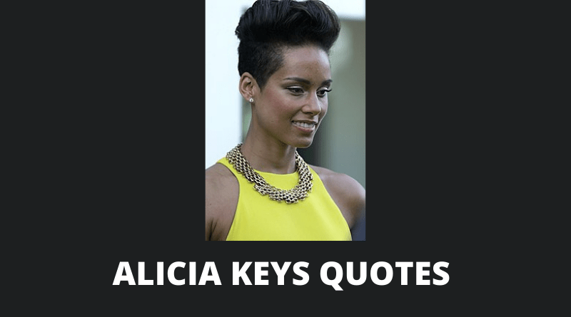 Alicia Keys quotes featured
