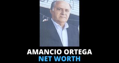 Amancio Ortega net worth featured