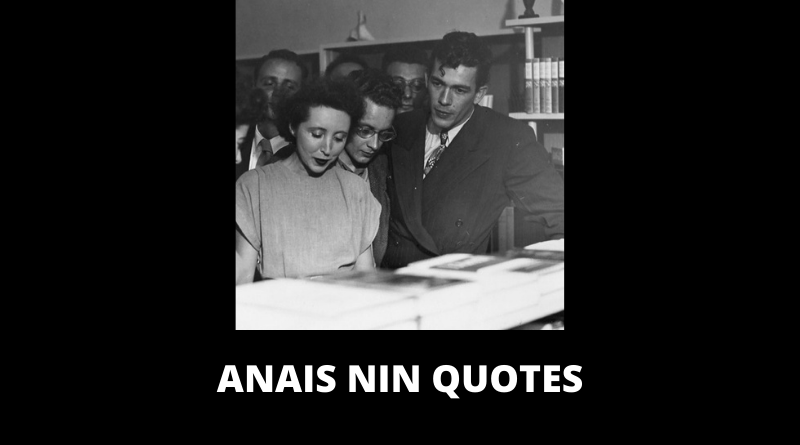 Anais Nin Quotes featured