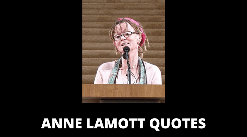 Anne Lamott quotes featured