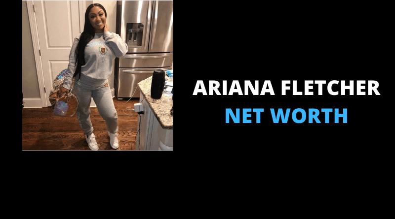 Ariana Fletcher Net Worth Featured