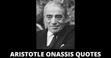 Aristotle Onassis quotes featured