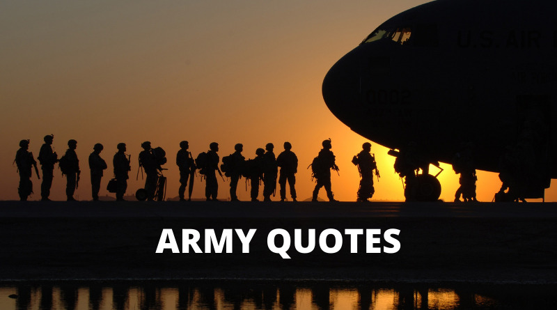 Army Quotes featured