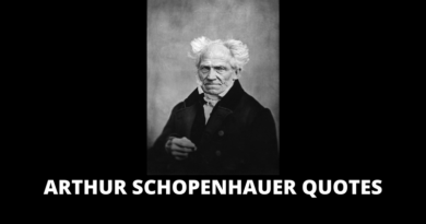 Arthur Schopenhauer Quotes featured