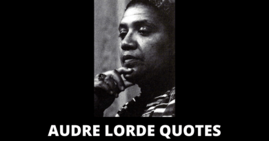 Audre Lorde quotes featured