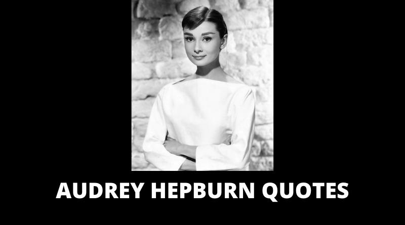 Audrey Hepburn Quotes featured