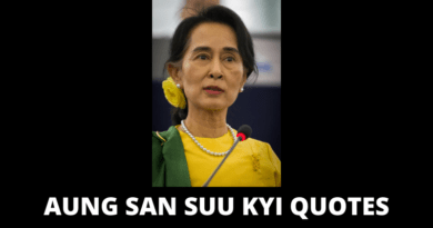 Aung San Suu Kyi Quotes featured