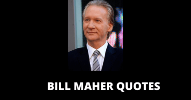 BILL MAHER QUOTES FEATURED