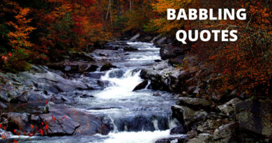 Babble Quotes Featured