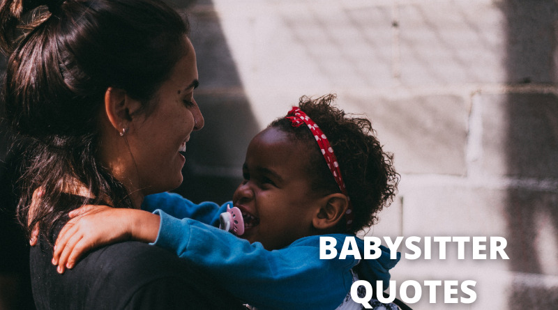 Babysitter Quotes Featured