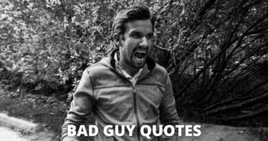 Bad Guy quotes featured