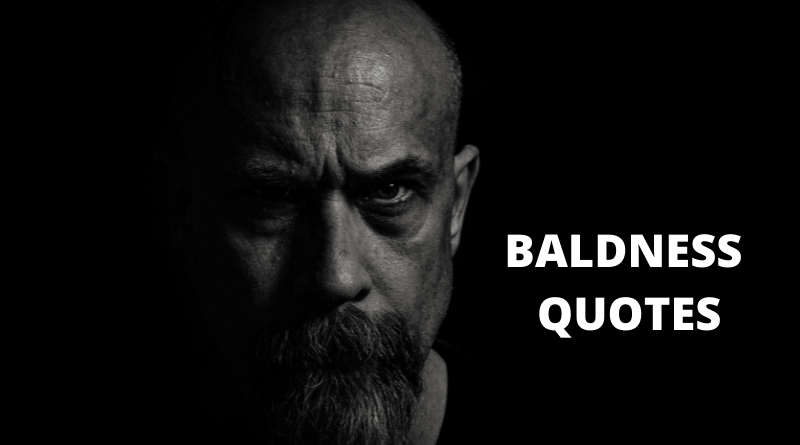 Bald quotes featured