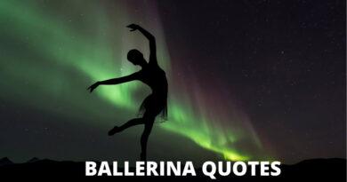 Ballerina quotes featured