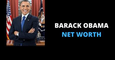 Barack Obama Net Worth featured