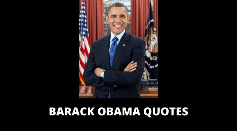 Barack Obama Quotes featured