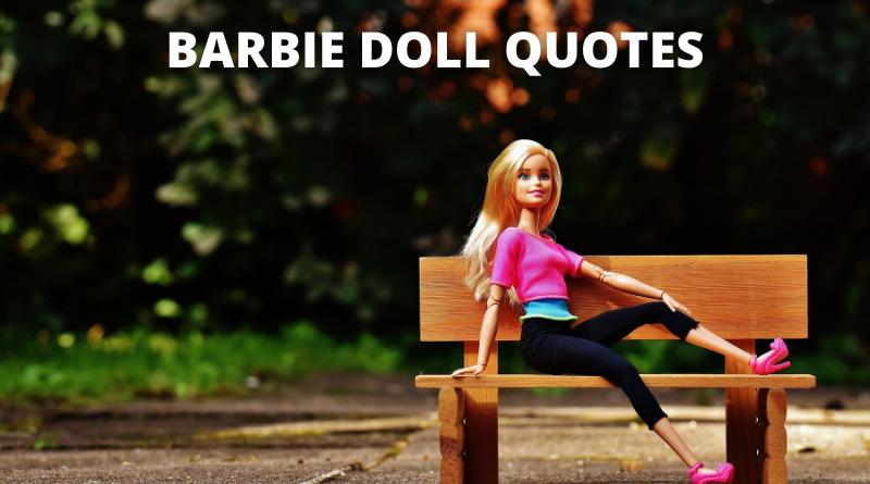 Barbie Quotes featured