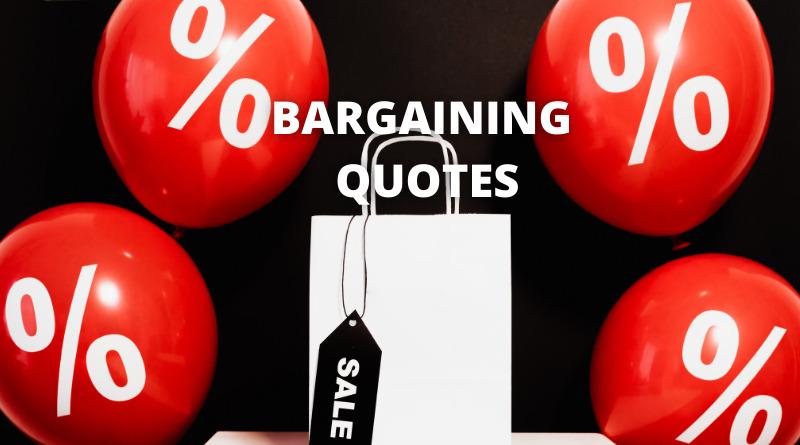 Bargain quotes featured
