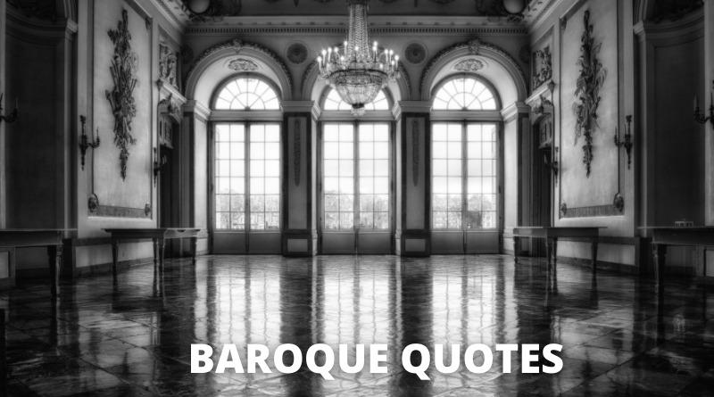 Baroque quotes featured