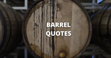Barrel quotes featured