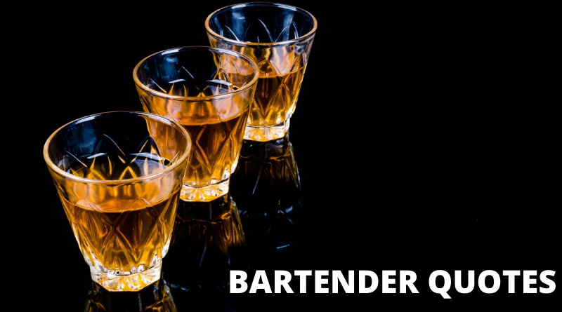 Bartender quotes featured