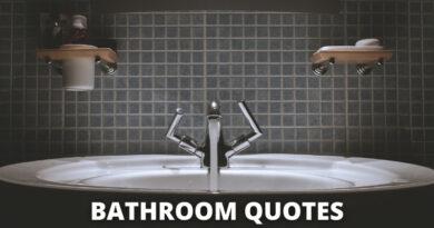 Bathroom quotes featured
