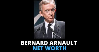Bernard Arnault net worth featured