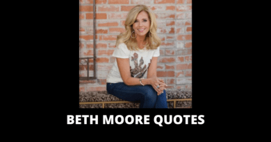 Beth Moore Quotes featured