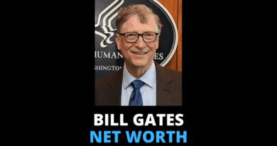 Bill Gates net worth featured