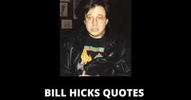 Bill Hicks Quotes featured