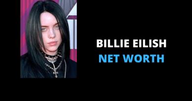 Billie Eilish net worth featured