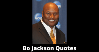 Bo Jackson Quotes featured