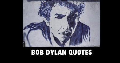 Motivational Bob Dylan Quotes