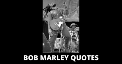 Bob Marley quotes FEATURED