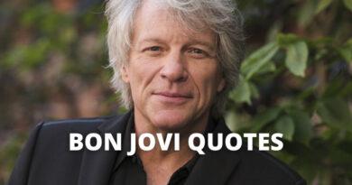 Bon Jovi Quotes featured